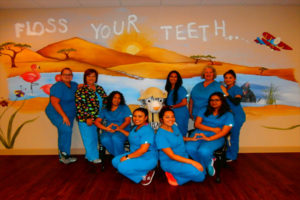 Photo of Pediatric Dentistry staff